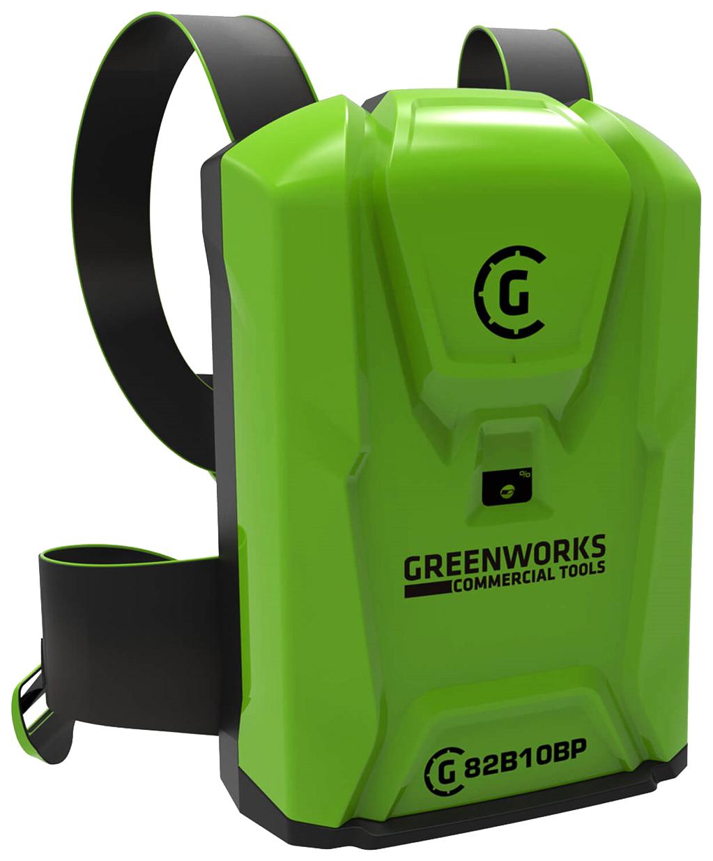 Ранцевый аккумулятор Greenworks 82V Commercial 12,5Ah