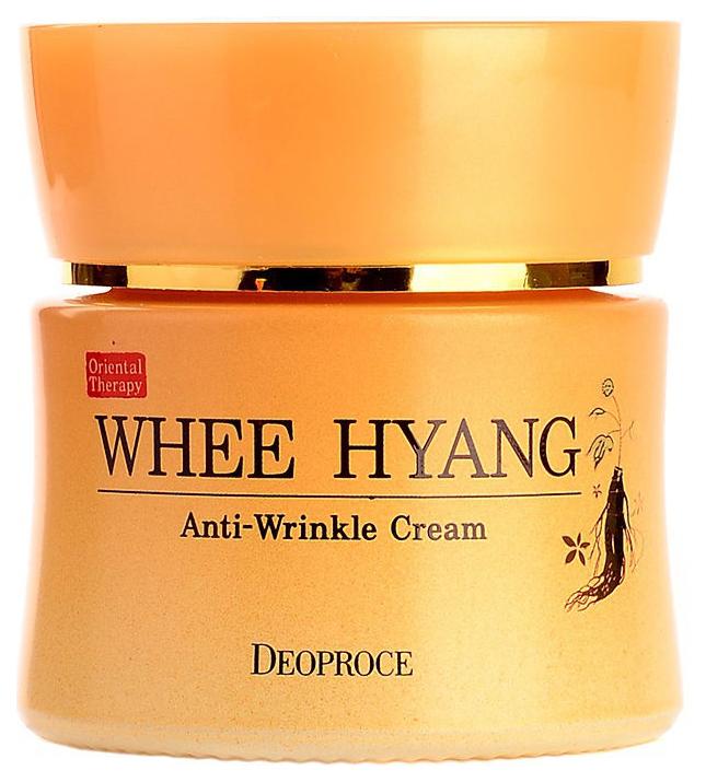 Купить Крем для лица Deoproce Whee Hyang Anti-Wrinkle Cream 50 мл