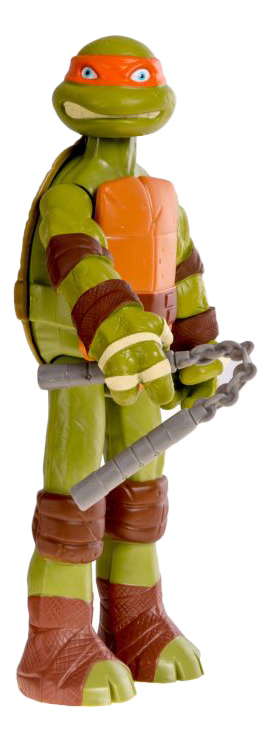 Фигурка Черепашки Ниндзя Микеланджело 27 см Playmates Toys 91113 фото