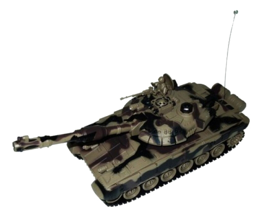 Радиоуправляемый танк Т90 на аккум. 7 функций Gratwest М60977 фото