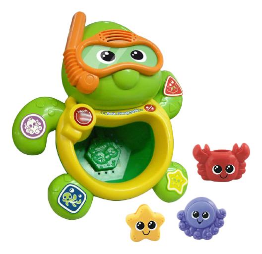 Игрушка для купания Черепаха VTech 80-113426
