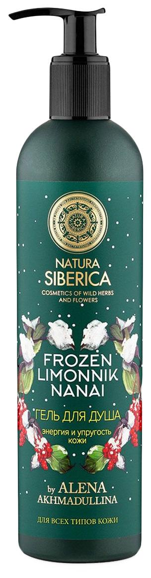 Гель для душа Natura siberica by Alena Akhmadullina Энергия и упругость кожи 400 мл фото