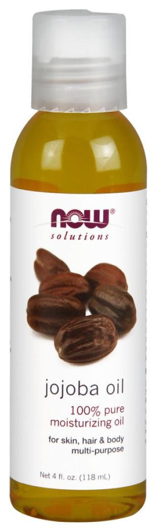 Масло для тела Now Foods Solutions Jojoba Oil 118 мл фото