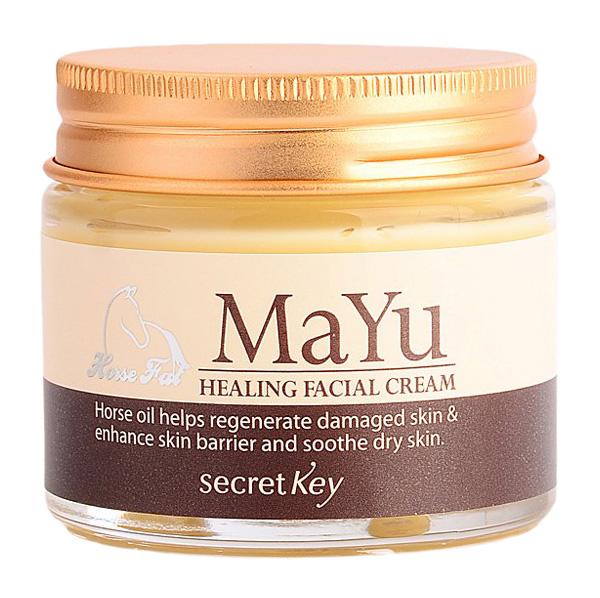 Крем для лица Secret Key Mayu Healing Facial Cream 70 г фото