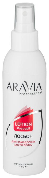 Купить Лосьон для замедления роста волос с экстрактом арники Aravia professional 150 мл, Лосьон с экстрактом арники