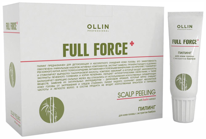Средство для кожи головы Ollin Professional Full