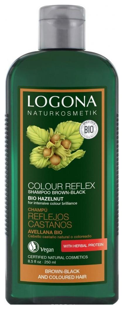 Шампунь Logona Color Reflex 250 мл фото