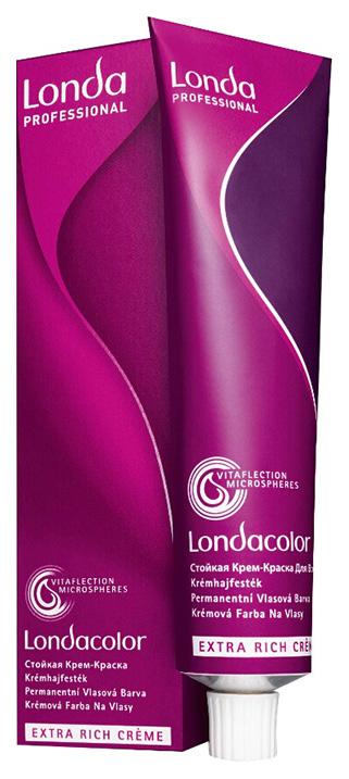 Краска для волос Londa Professional Londacolor 6/71 Темный блонд коричнево-пепельный 60 мл