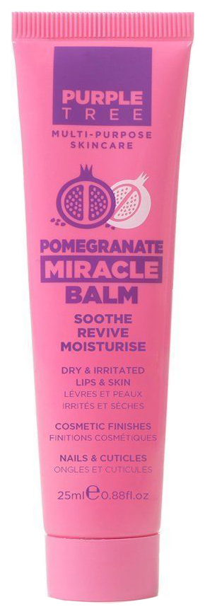 Бальзам для губ Purple Tree Miracle Balm Pomegranate 25 мл