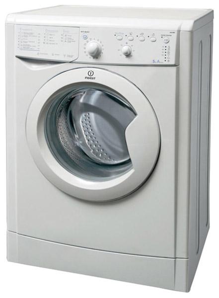 Стиральная машина Indesit EWSB 5085 CIS
