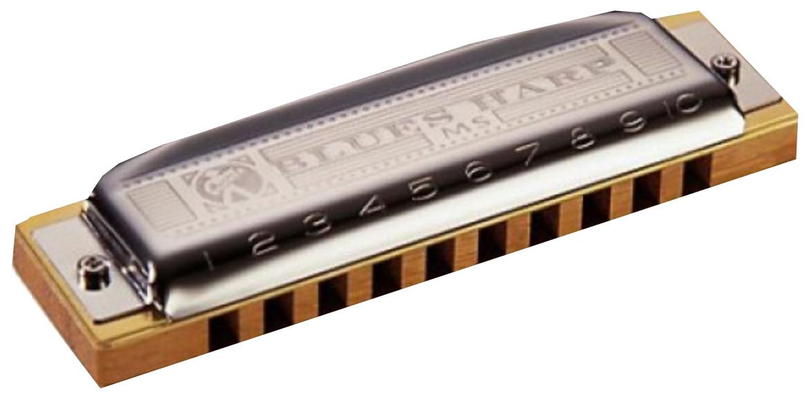 Губная гармоника диатоническая HOHNER Blues Harp 532/20 MS F