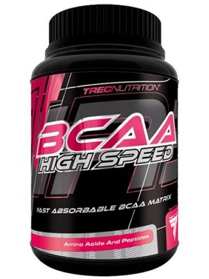 Trec Nutrition BCAA Hight Speed 600 г лимон фото