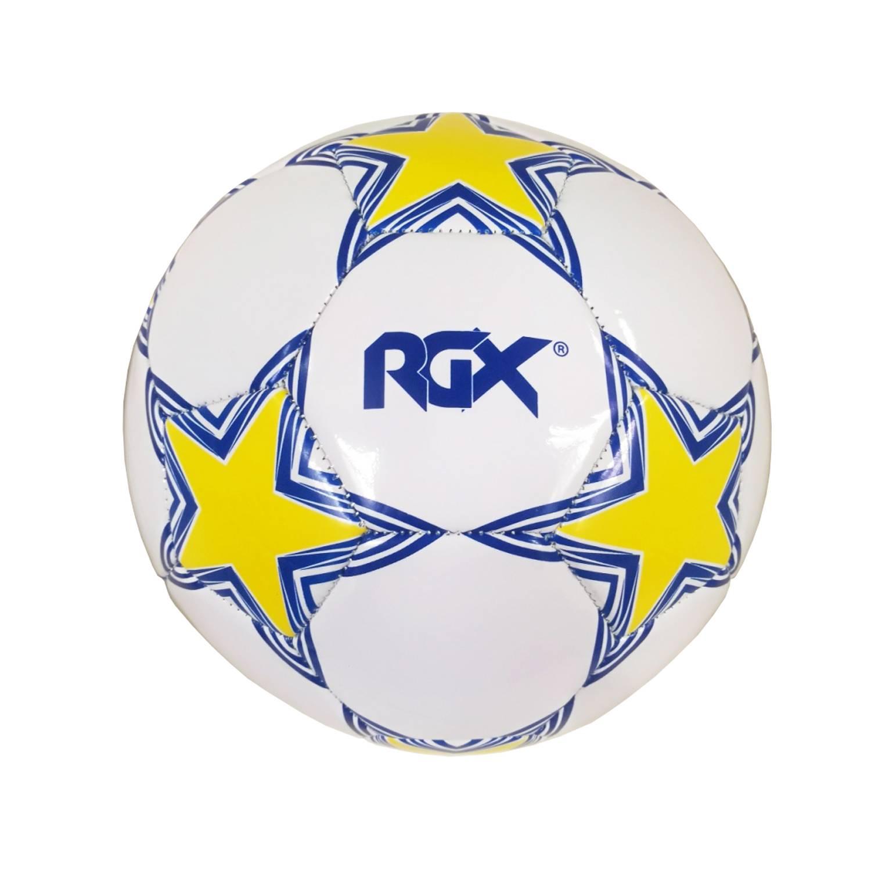 Футбольный мяч Rgx RGX-FB-1710 №4 blue фото