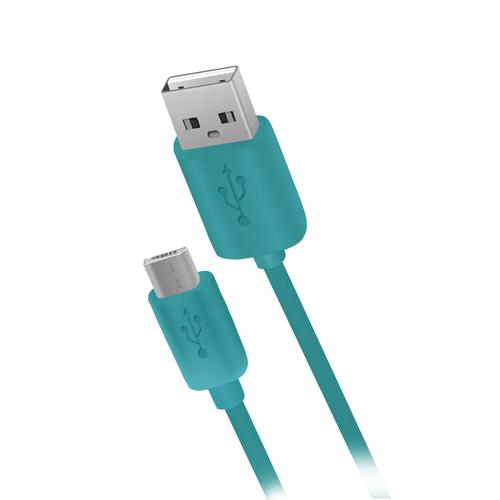 Кабель Nobby Practic micro-USB 3 м Blue