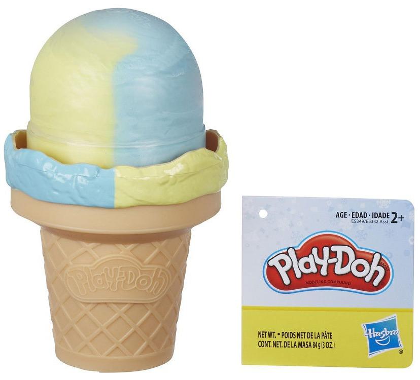 Масса для лепки Play-Doh - Мороженое Hasbro фото