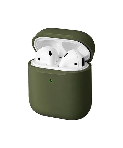 Uniq LINO Liquid Silicone Green для зарядного