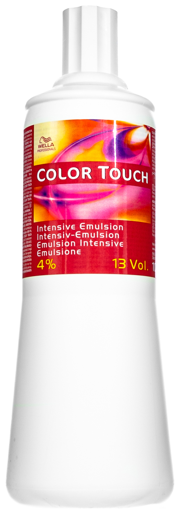 Проявитель Wella Color Touch 4% 1000 мл