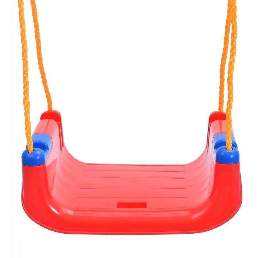 Купить Качели пластмассовые подвесные TX95618, NoBrand, Детские качели