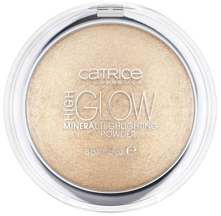 Хайлайтер Catrice High Glow Mineral 040 Pearl