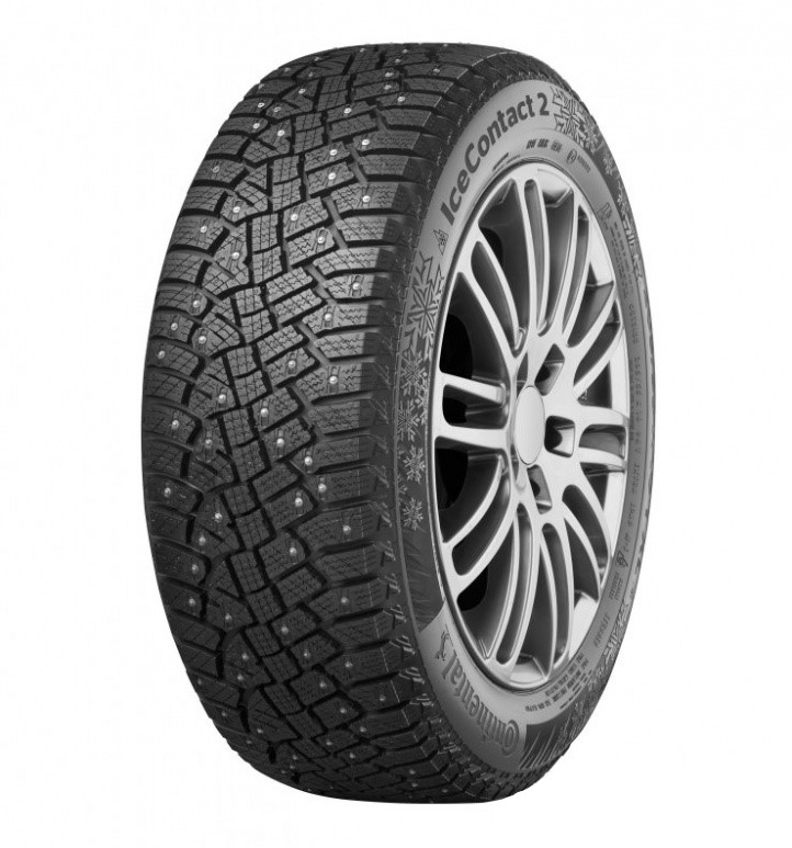 Шины Continental 347231 245/45R19 102T XL FR IceContact 2