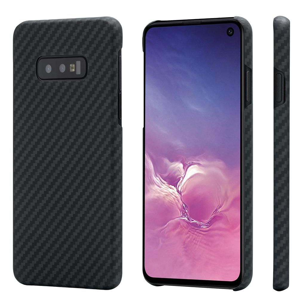 Чехол Pitaka MagCase KS1001e для Samsung Galaxy S10e Black