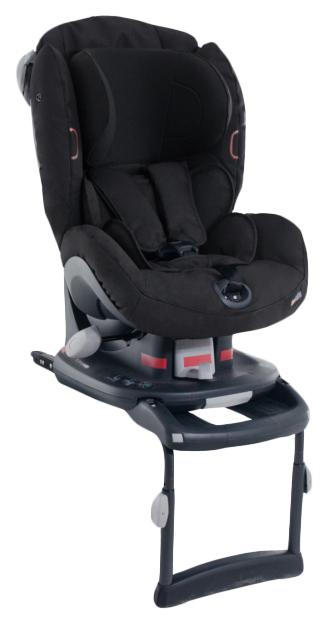 Автокресло 1 BeSafe iZi-Comfort X3 Isofix Fresh Black Cab 528164
