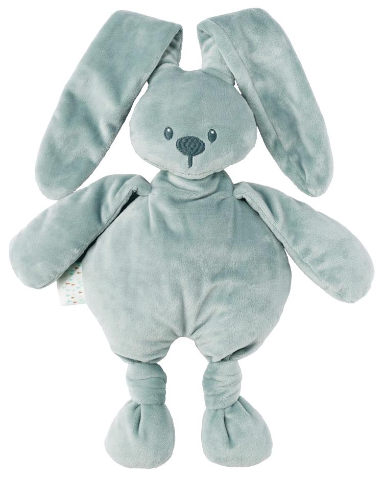 Купить Игрушка мягкая Nattou Soft toy (Наттоу Софт Той) Lapidou Кролик coppergreen 878203,