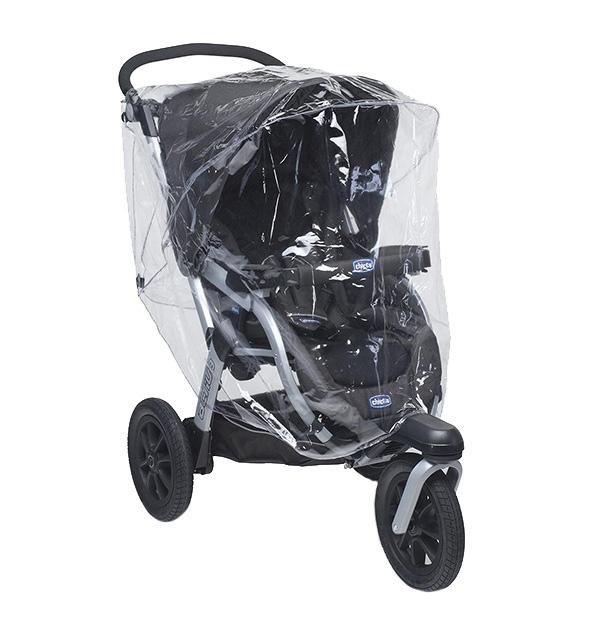 Купить Дождевик для колясок Chicco Active3, Дождевики на коляску
