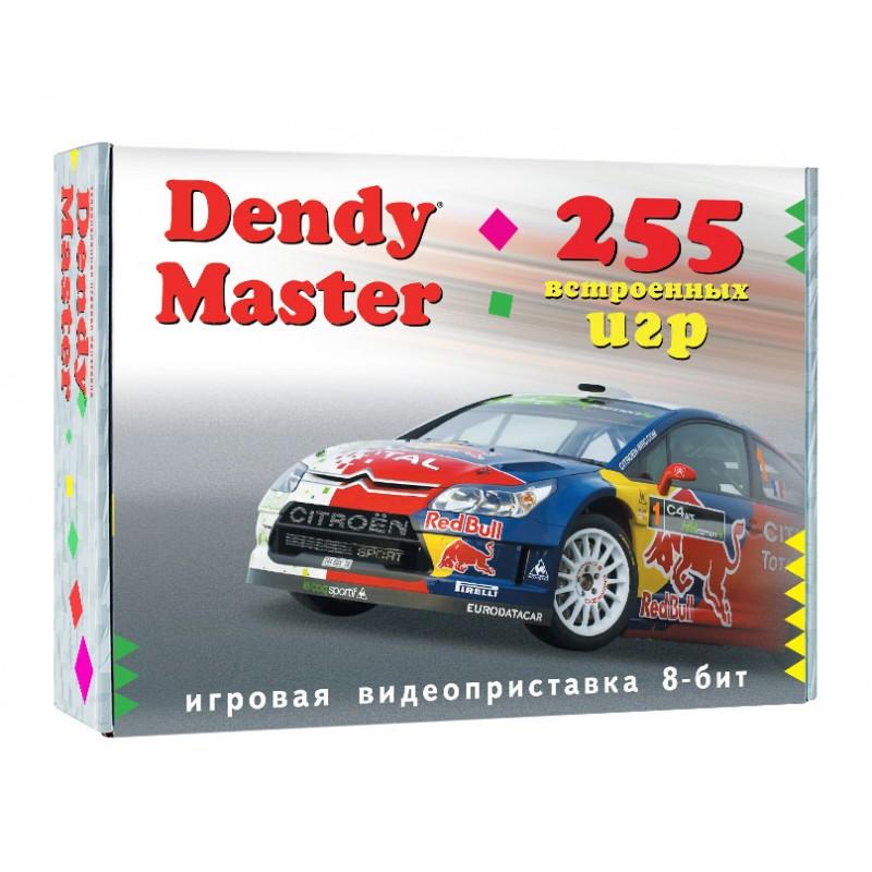 Игровая приставка Dendy Master DM 255 встроенных