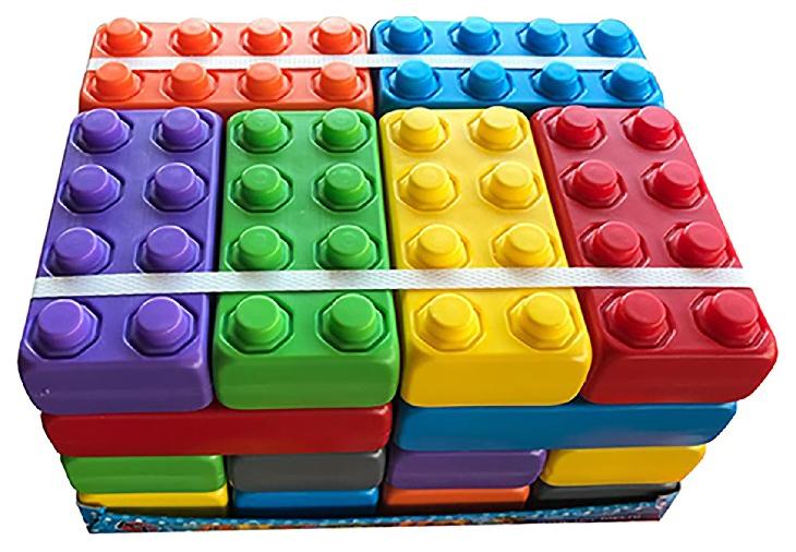 Купить Конструктор Alex Toys Лимпопо, 30 элементов 37307, Конструкторы пластмассовые