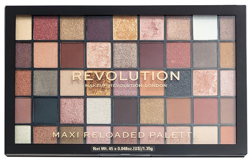 Палетка Makeup Revolution Maxi Reloaded Palette Large