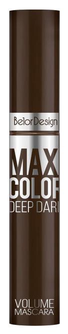 Тушь для ресниц Belor Design Maxi Color Mascara Коричневый 12,3 г