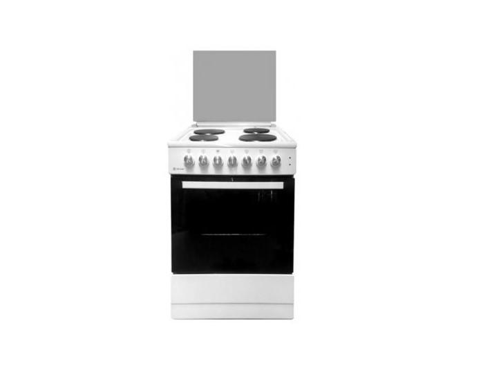 Электрическая плита De Luxe 606004.13э 001 White