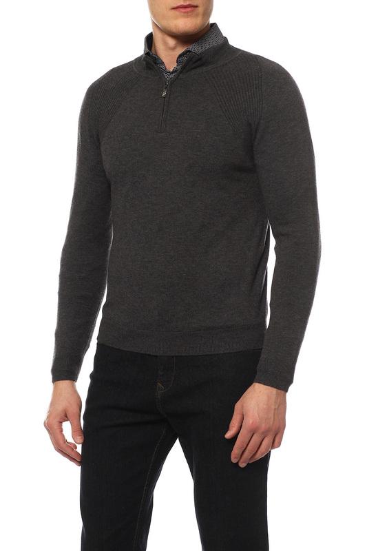 Джемпер мужской Verri Y00223 серый 50 IT.