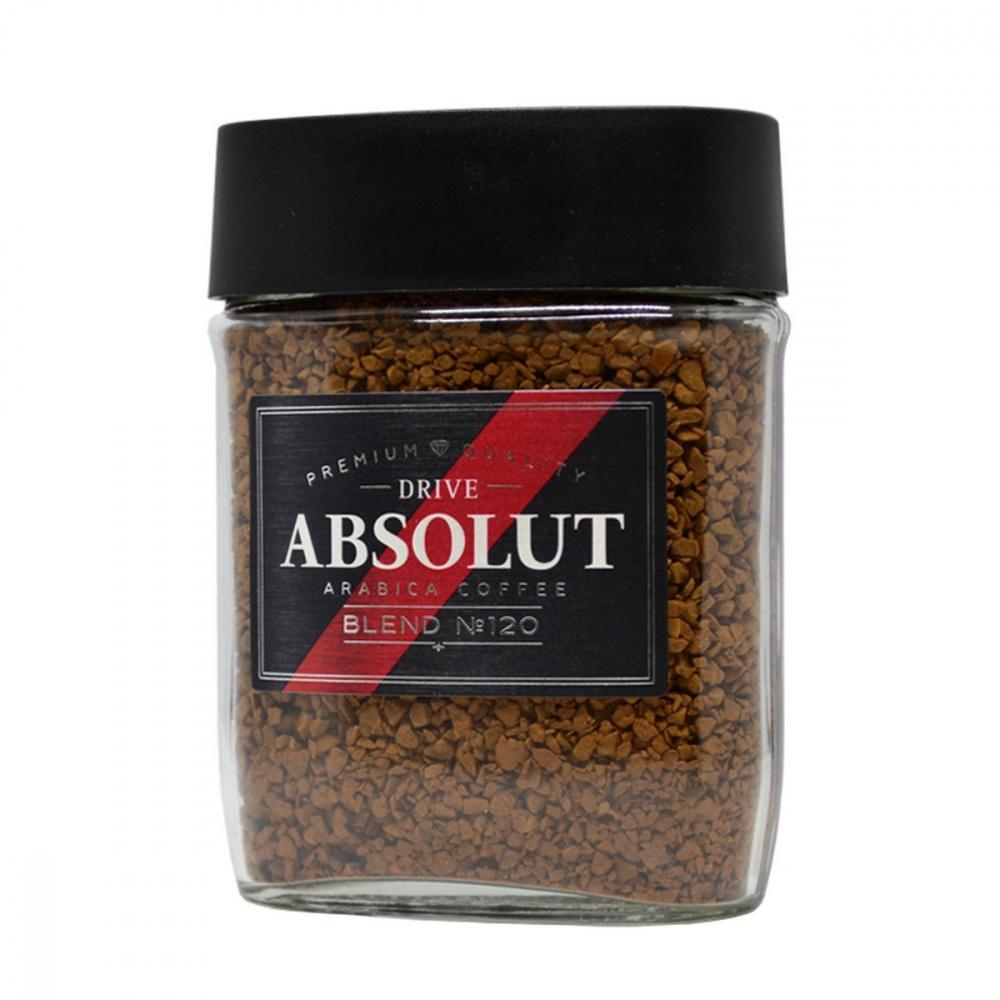 Кофе Absolut Drive Blend №120 сублимированный 95 г фото