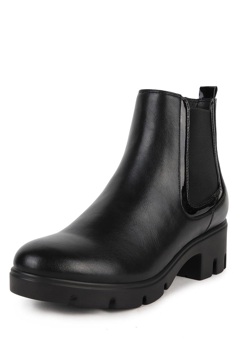 Ботинки женские T.Taccardi 710018445 черные 36 RU