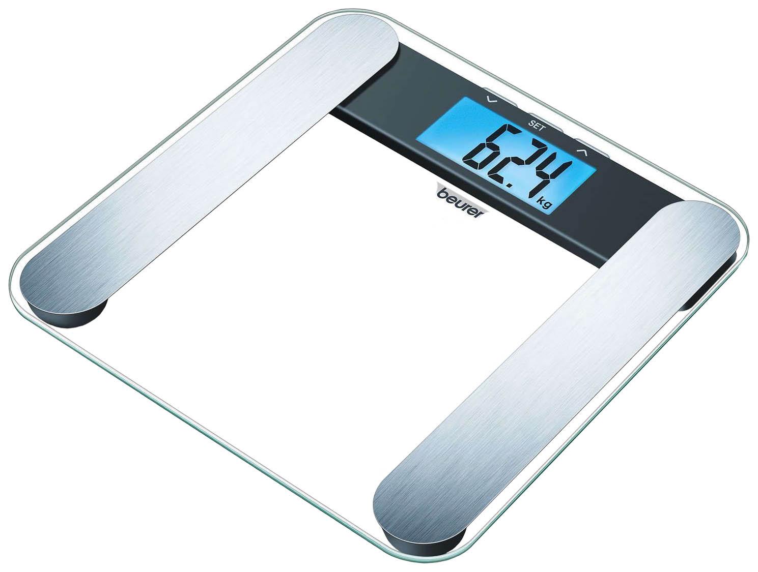 Весы напольные Beurer BF220 Steel