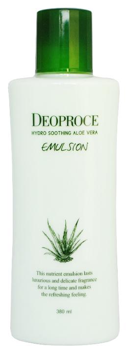 Эмульсия для лица Deoproce Hydro Soothing Aloe