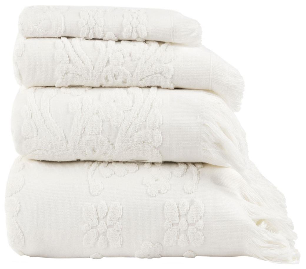 Банное полотенце, полотенце универсальное Arya белый