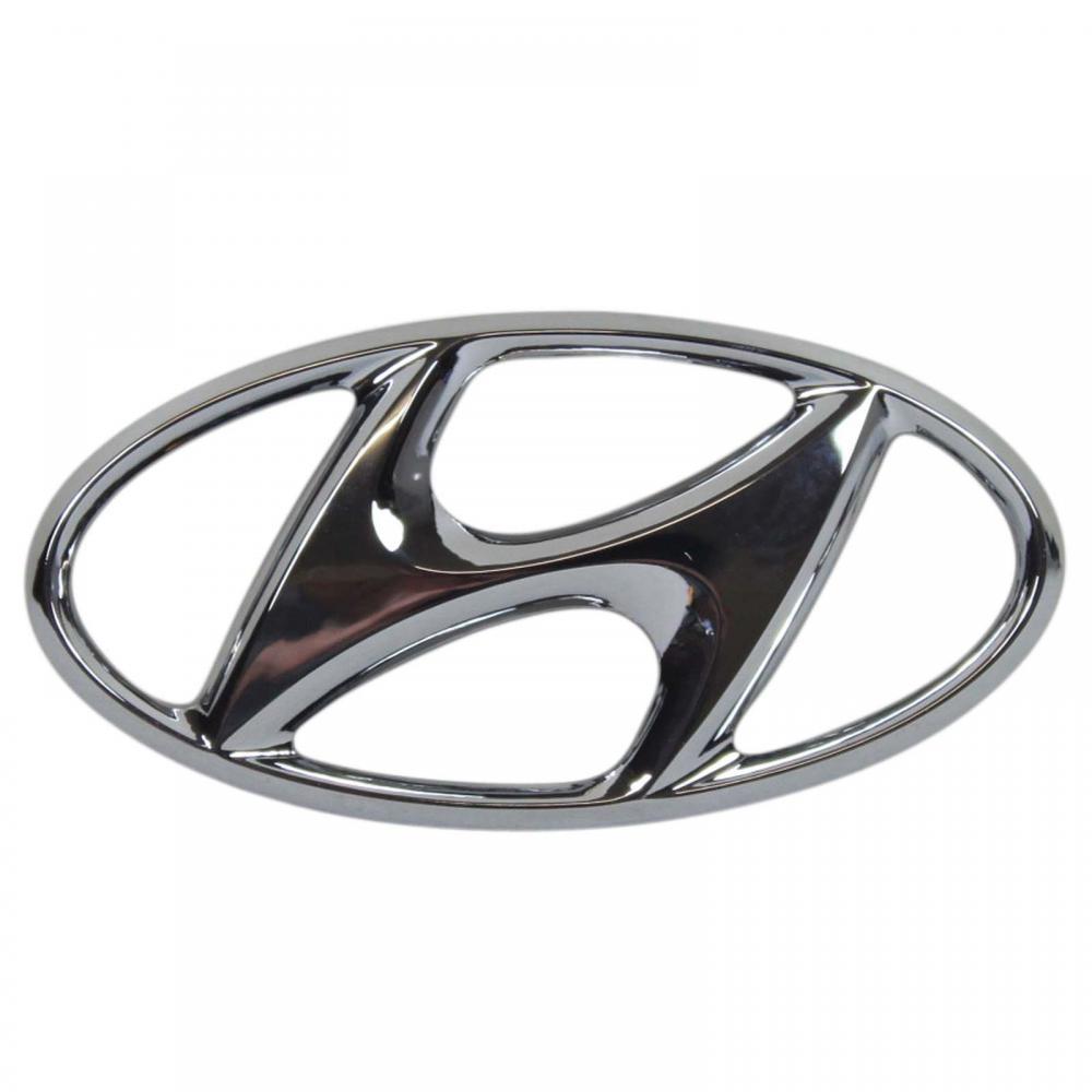 Эмблема на кузов Hyundai KIA 863102l000