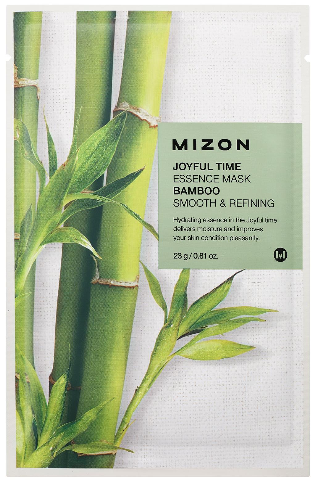 Купить Маска для лица Mizon Joyful Time Essence Bamboo 23 г