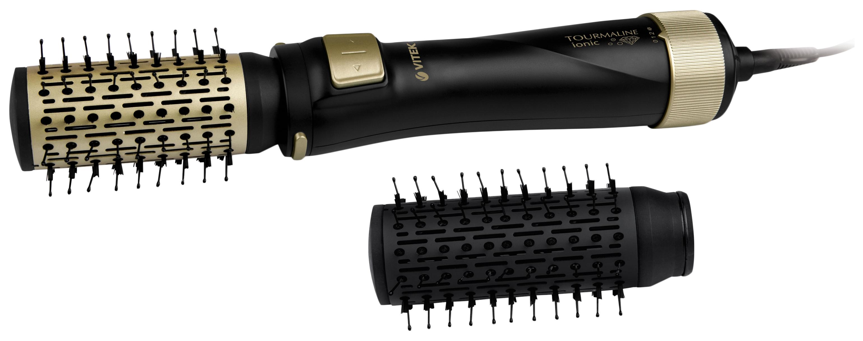 Фен щетка VITEK VT 8242 Gold/Black