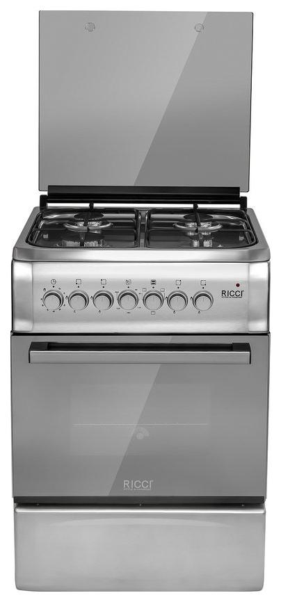 Газовая плита Ricci RKC 5704 IX