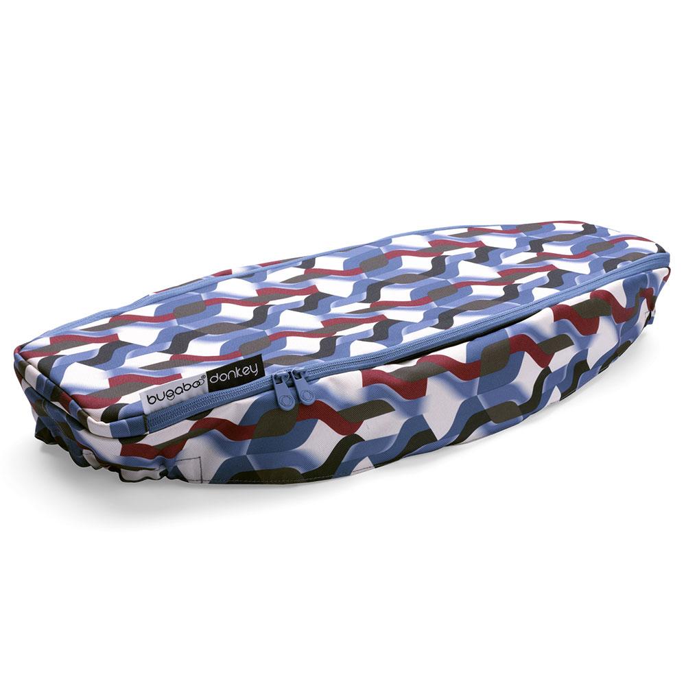 Купить Чехол для боковой корзины BUGABOO Donkey 2 Waves, Комплектующие для колясок