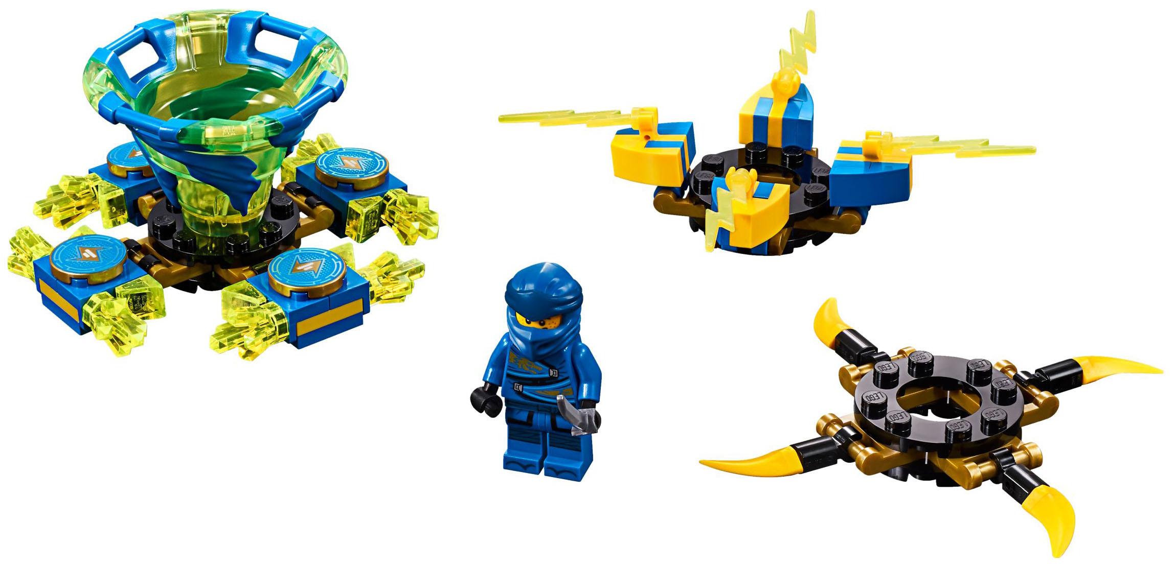 Конструктор LEGO Ninjago 70660 Джей: мастер Кружитцу фото