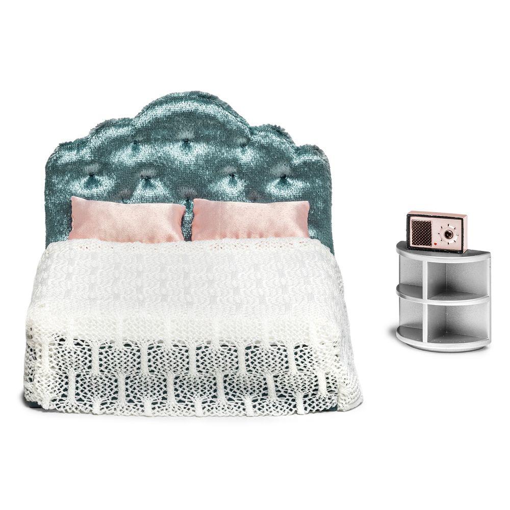 Набор Lundby мебели для домика Спальня