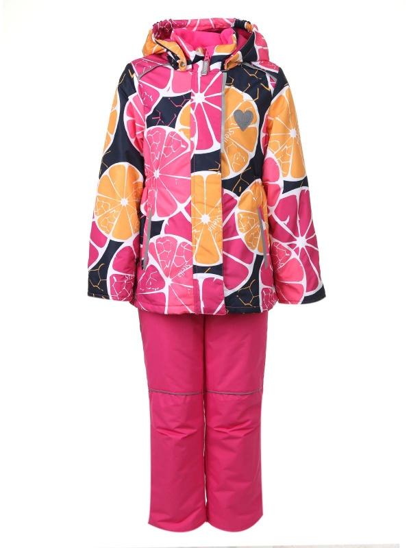 Комплект верхней одежды Stella Kids, цв. оранжевый