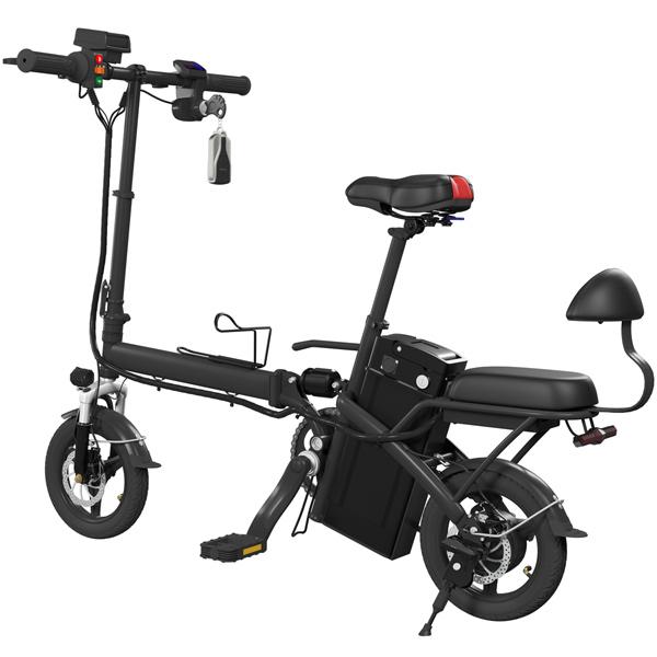 Электровелосипед iconBIT E-Bike K202 2019 One Size black
