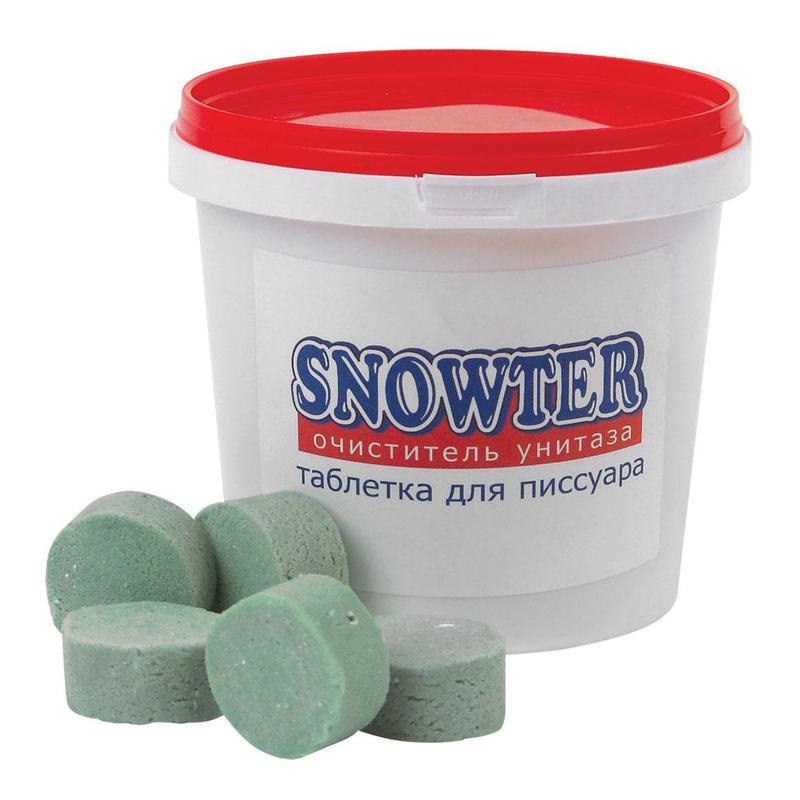 Таблетки Snowter для писсуаров ведро 34 штук