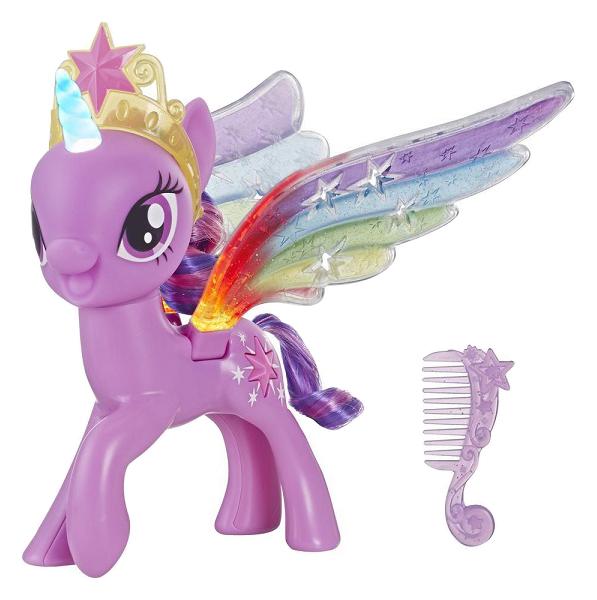 Игровой набор My Little Pony Искорка с радужными крыльями